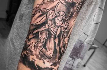 Loki - detail
