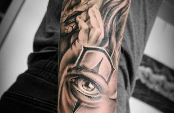 Oko detail