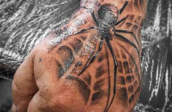 3D tetování